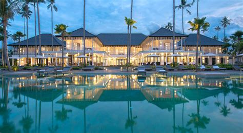 The Sanchaya, Luxury Hotel In Bintan Island, Indonesia