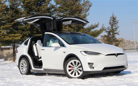 2018 Tesla Model X Spaceage Family Commuting  The Car Guide