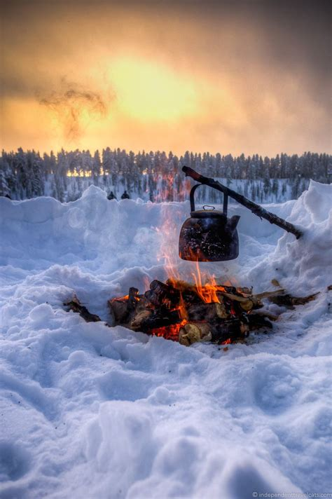 Visiting Finland in Winter: Top 23 Winter Activities in ...