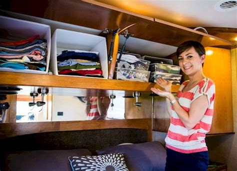 Tips And Tricks Camper Trailers Travel Organization (103) Ideas