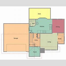 Floor Plans Solution  Conceptdrawcom