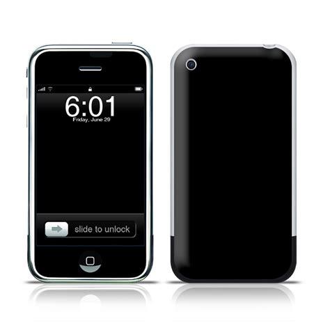 1st gen iphone solid state black iphone 1st gen skin istyles 1st g
