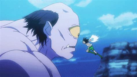 anime island down review hunter x hunter greed island arc anime amino