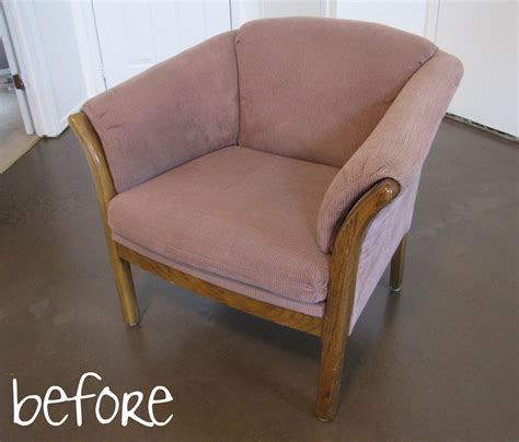 how to reupholster a club chair lot 26 vintage