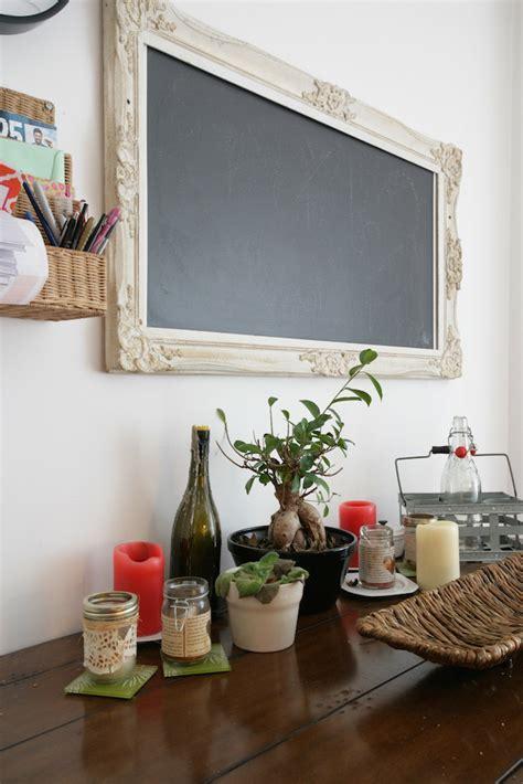 tableau noir cuisine un appartement locatif et inventif déconome