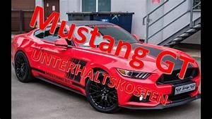 Ford Mustang Kosten : ford mustang gt v8 2018 unterhaltskosten youtube ~ Jslefanu.com Haus und Dekorationen