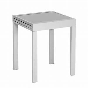 Table De Jardin Extensible Aluminium : catgorie table de jardin du guide et comparateur d 39 achat ~ Melissatoandfro.com Idées de Décoration