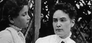 Helen KELLER and Annie SULLIVAN | 1889 - 1893 - Benjamin ...