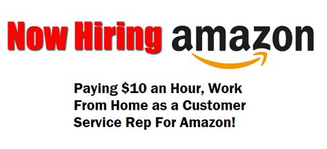 work from home in ga apply to work for amazon as a customer service rep this holiday season earn 10 an hour and