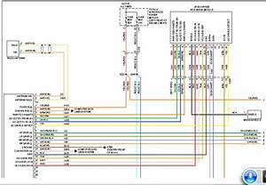 I Need A Wiring Diagram For A 2012 Dodge Ram 1500  Specifically Related To The Navigation System