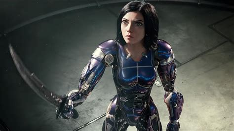 alita battle angel trailer  reveals motorball