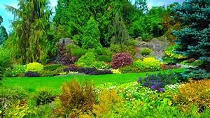 Queen Elizabeth Gardens in Canada Full HD Wallpaper and ...