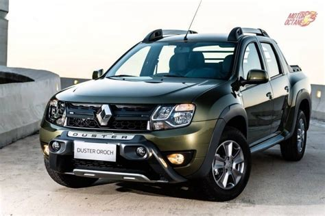 Renault Duster India Price by Renault Duster Oroch India Price Specifications Launch Date
