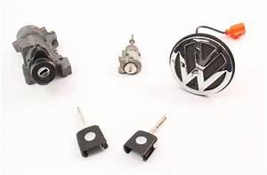 Lock Key Set Ignition Handle 99