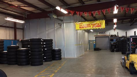 superior tire portland salem truck shop remodel