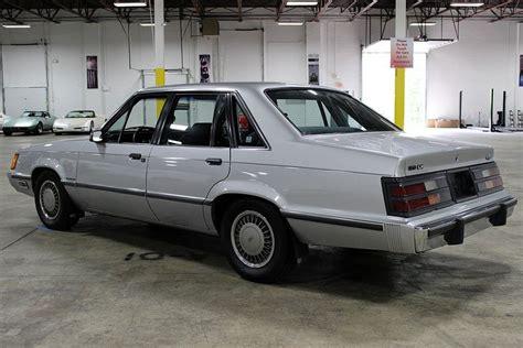 1984 Ford LTD LX   GR Auto Gallery
