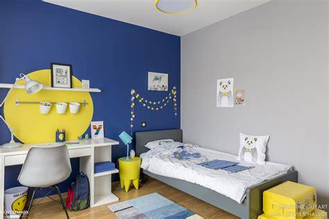 chambre bleu et chambre bleu marine et blanc