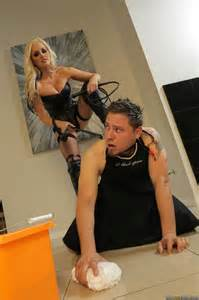 mistress alena croft gets rough in the office photos keiran lee milf fox