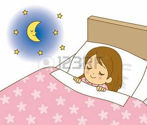 go to bed clipart girl 8 | Clipart Station