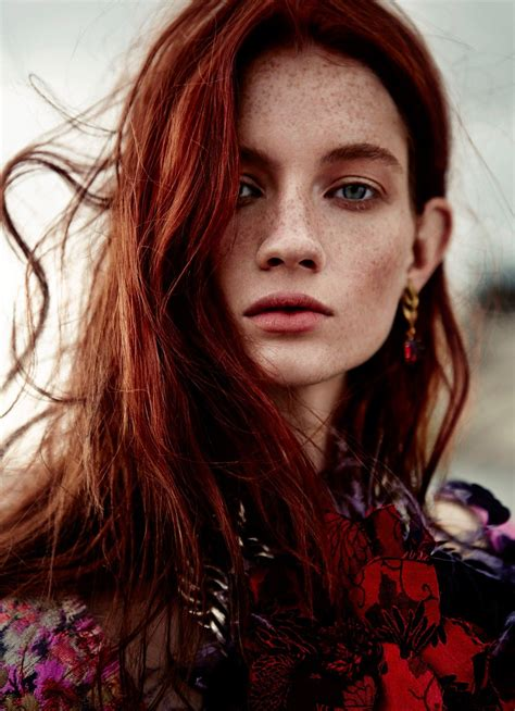Best 25 Red Hair Model Ideas On Pinterest Red Heads
