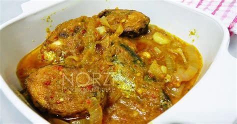 norzi foodilicious house ikan tongkol masak kunyit