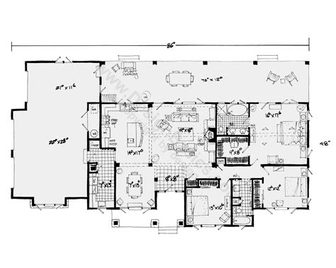 open floor home plans house plans for charleston style homes open concept ranch