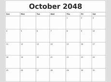 January 2049 Calendar Print Out