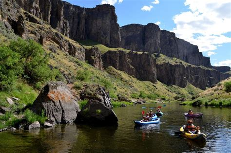 If There Was Ever A Year For Whitewater Rafting In Idaho