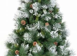 Achat Sapin De Noel Artificiel : sapin de noel artificiel pas cher semi floqu montana pine jardideco ~ Melissatoandfro.com Idées de Décoration