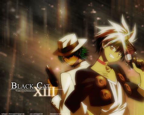 Black Cat Wallpaper Anime - anime black cat wallpaper 1280x1024 wallpoper