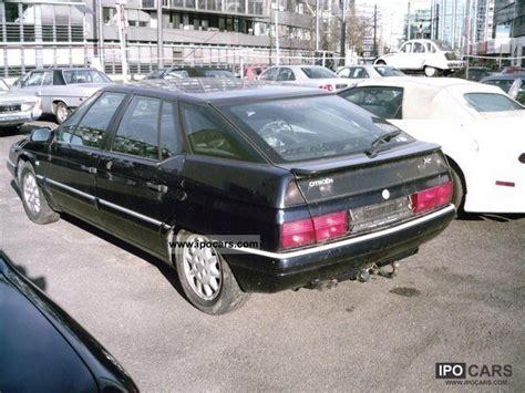 2000 citroen xm v6 exclusive 3 0i24v new gear collector