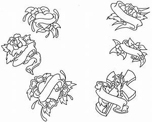 Ribbon Tattoos Designs, Ideas and Meaning   Tattoos For You