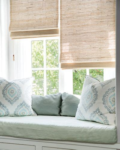 wendy bellissimo natural woven waterfall shades  smith