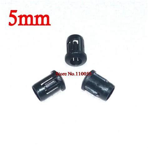 aliexpress buy 50pcs new 5mm black plastic led