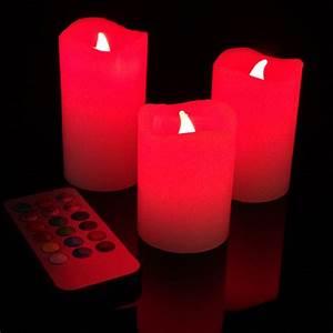 Led Kerzen Mit Timerfunktion : 3er set farbwechsel led wachskerzen fernbedienung kerze flammenlos timerfunktion ebay ~ Whattoseeinmadrid.com Haus und Dekorationen