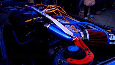 Motor Daewoo Racer, Club Arm Santiago Tuning Chile, 1