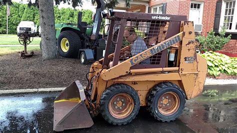 case  skid steer loader hp kubota diesel youtube