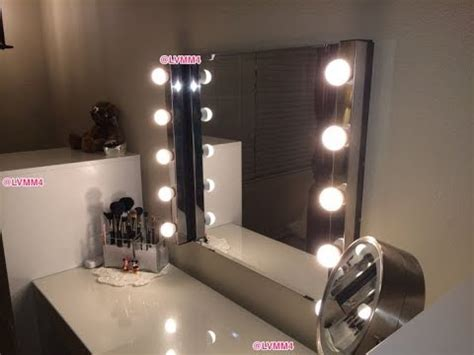 Vanity Table Light by Dressing Table Mirror With Lights Ikea