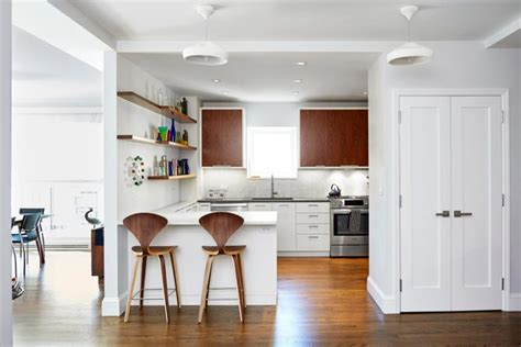 small kitchen design with peninsula kitchen peninsula designs that make cook rooms look amazing 8055