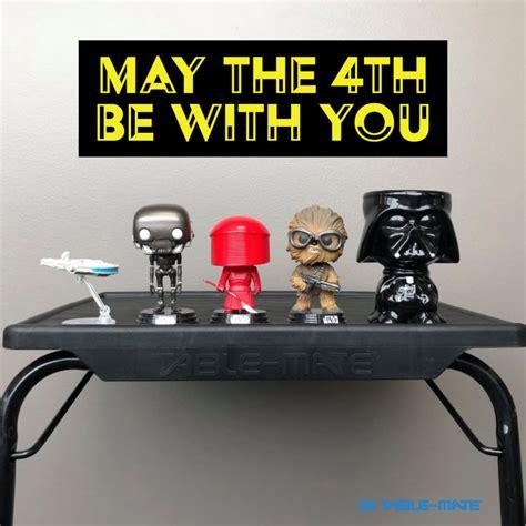 Happy Star Wars Day! #maythe4thbewithyou | Happy star wars ...