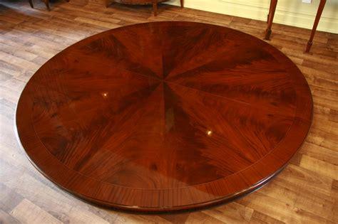large round table 84 round dining table large round table mahogany ebay
