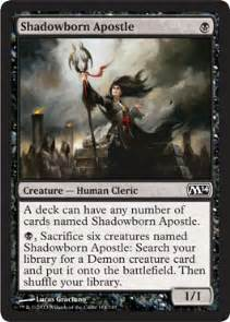 shadowborn apostle from m14 spoiler