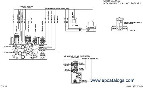 genie schematic diagram manual