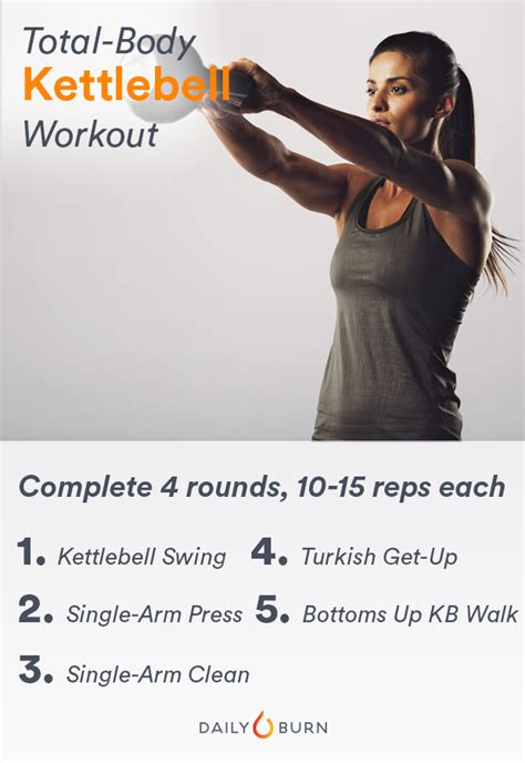 kettlebell workout kettlebells dumbbells vs body choose should which beginners training swings routines dailyburn pond5