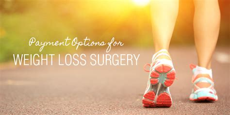 bariatric weight loss surgery payment options houston tx
