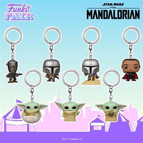 New Star Wars: The Mandalorian Mystery Minis & Pop ...