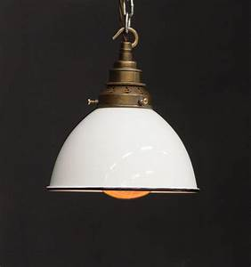 Es dome shade industrial pendant vintage lighting