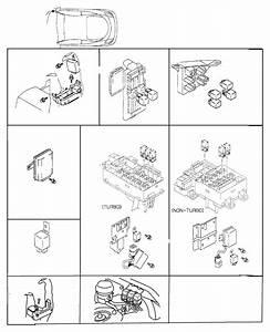 1994 Wiring  4 Way  Trim   All Trim Codes