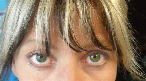 Light Hazel Contacts by Freshlook Gemstone Green Vs Sea Green No Flash