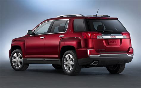 Gmc Terrain (2016) Wallpapers And Hd Images